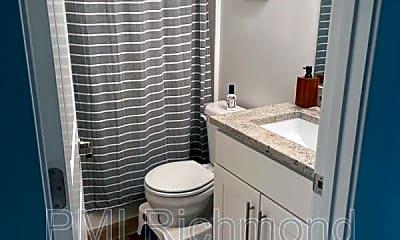 Bathroom, 1311 Perry St, Unit B, 2