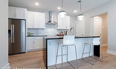 Kitchen, 1513 Ridge Ave, 1
