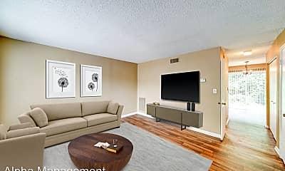 Living Room, 1081 Kensington Square, 1