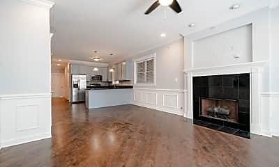 Living Room, 2234 W Warren Blvd 3, 1