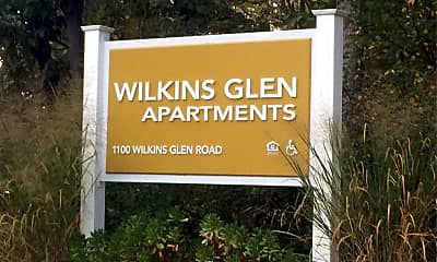 Wilkins Glen, 1
