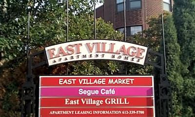 East Village Apartment Homes, 1