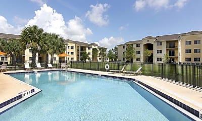Pool, Villas At Palm Bay, 0