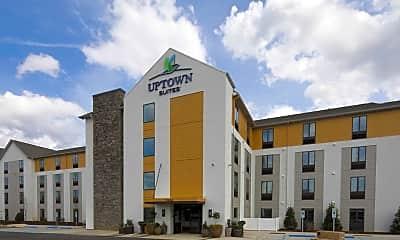 Building, Uptown Suites- Concord, 2