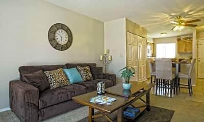 Living Room, Bandon Trails, 1