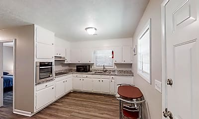 Kitchen, Room for Rent -  a 20 minute walk to bus stop Wesl, 1