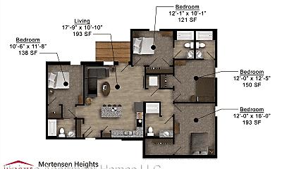 Building, 5430 Mortensen Rd, 2