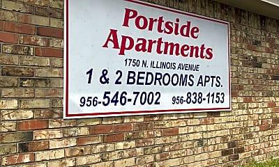 Portside Apartments, 1