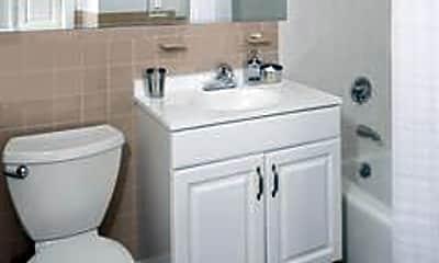 Bathroom, Brook Village West, 2