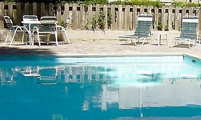 Pool, Meadowbrook Apartments, 1