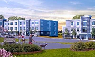 Building, Brookside Terrace Apartments, 0