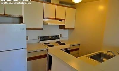 Kitchen, 14 John Eliot Square, 1