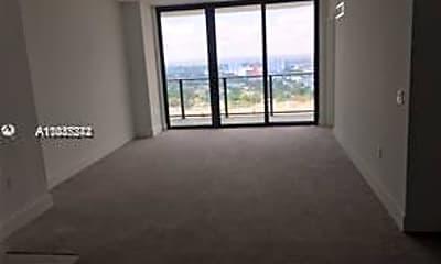 Living Room, 3401 NE 1st Ave 1912, 0