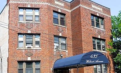 Building, 435 Walnut Ave #2, 2