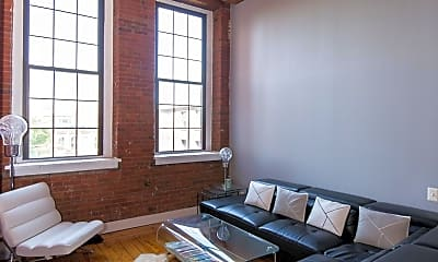 Living Room, 309 Arch St 408, 0