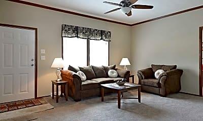Living Room, Heather Highlands, 1