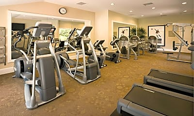 Fitness Weight Room, Turtle Rock Vista, 2
