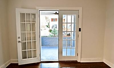Living Room, 4322 Mercier St, 1