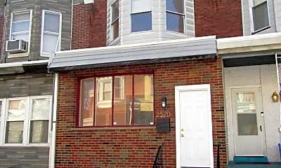 Building, 2520 S Felton St, 2