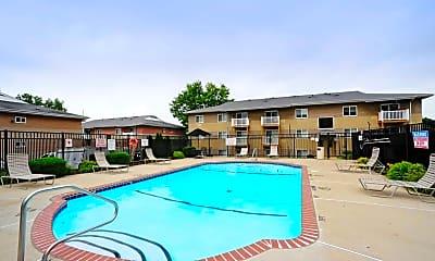 Pool, Brookside Village, 0