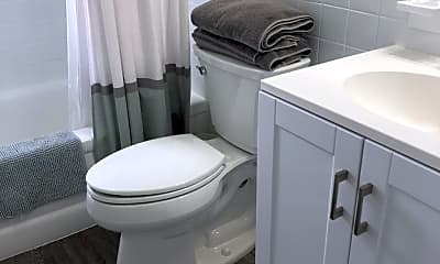 Bathroom, 841 Cinnamon, 1