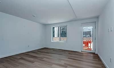 Living Room, 401 Jackson St 201, 1