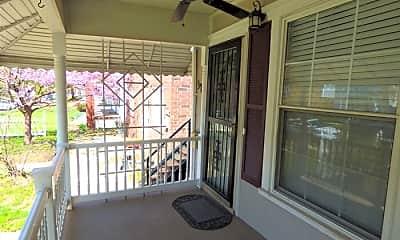 Patio / Deck, 342 E Morrill Ave, 1