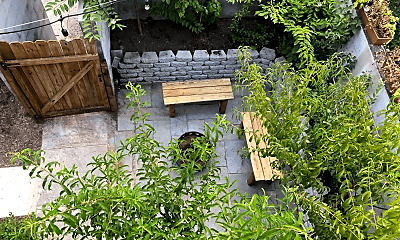 Patio / Deck, 4014 3rd St NW, 1