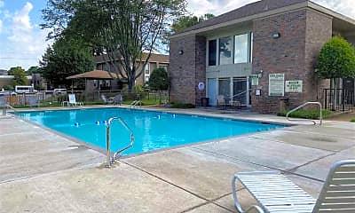 Pool, 6563 Poplar Woods Cir S 1, 2