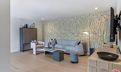 Living Room, 8535 Colgate Ave 4, 0