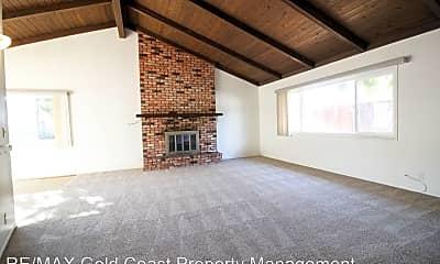 Living Room, 5404 Breakers Way, 1
