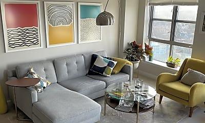 Living Room, 931 Massachusetts Ave, 0