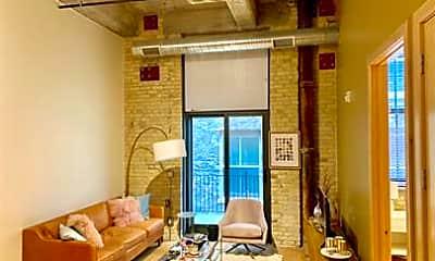 Living Room, 239 E Chicago St, 0