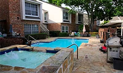Pool, 6315 Campbell Rd 203, 2