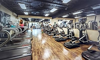 Fitness Weight Room, 2295 Mexican Way 29, 2