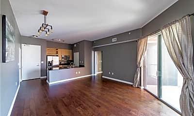 Living Room, 388 E Ocean Blvd 1701, 0