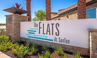 Community Signage, Flats at San Tan, 2