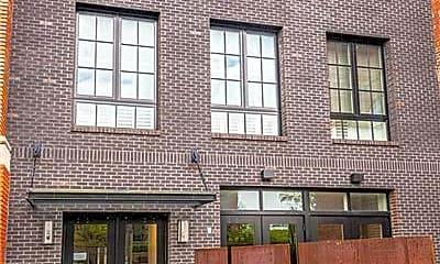 Building, 1324 E St SE, 2