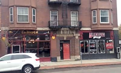 Building, 197 Allen Street, 0