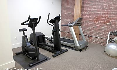 Fitness Weight Room, 311 Southwest Water Street, 1