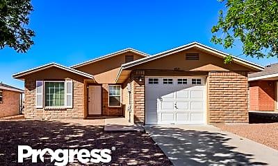 Building, 4821 Loma del Rey, 0