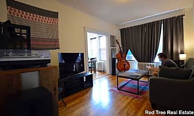 Living Room, 4 Crawford St, 1