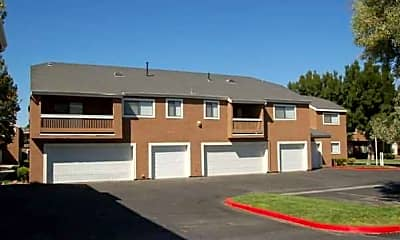Building, Westwood Park Townhomes, 0