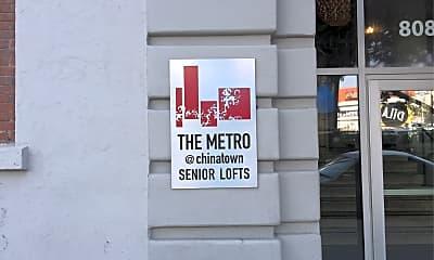 The Metro At Chinatown Senior Lofts, 1