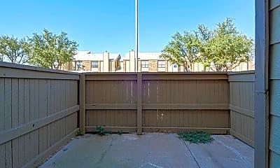 Patio / Deck, Meridian Apartments, 2