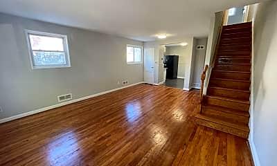 Living Room, 810 Oglethorpe St NE, 1