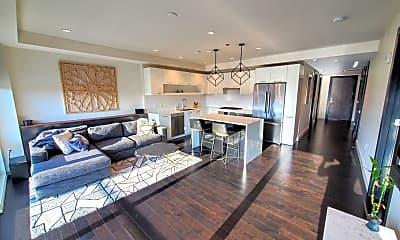 Living Room, 4422 N 75th St 6005, 0