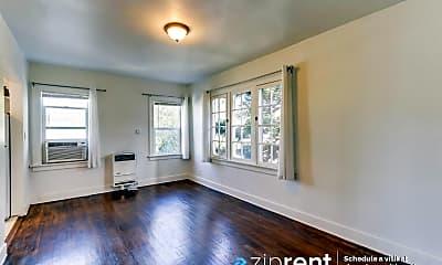 Living Room, 5504 1/2 Barton Ave, 0