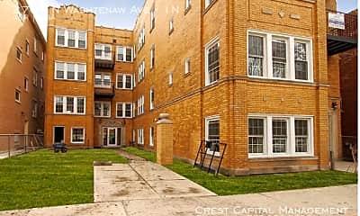 Building, 2707 N Washtenaw Ave 1S, 0