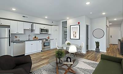 Living Room, 171 W Berks St 404, 2